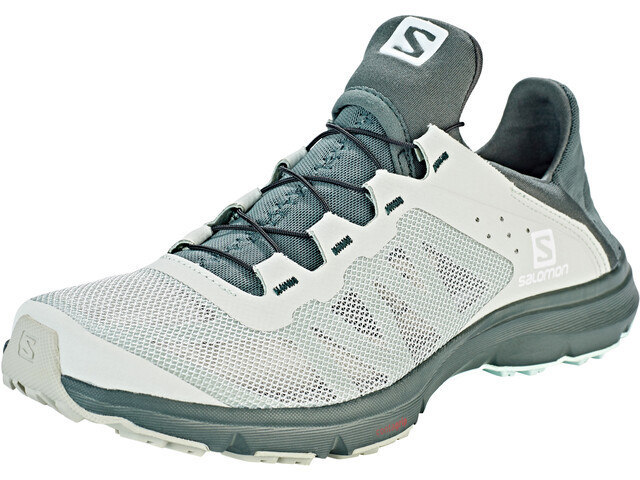 Salomon Amphib Bold Zapatillas Mujer, mineral gray/crown blue/white